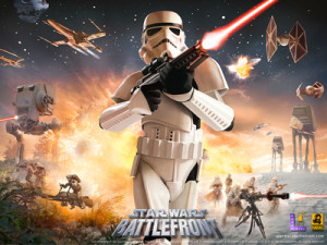 'Star Wars Battlefront' Trailer